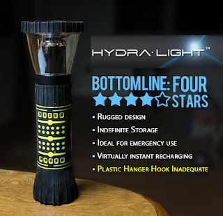 The Hydra Light Product Review