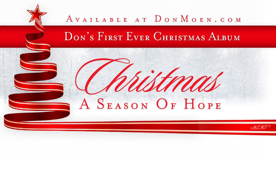Don Moen - A Season of Hope 2012 final album poster download for free