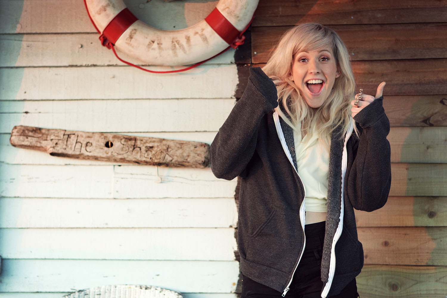 Ellie Goulding Photo Shoot