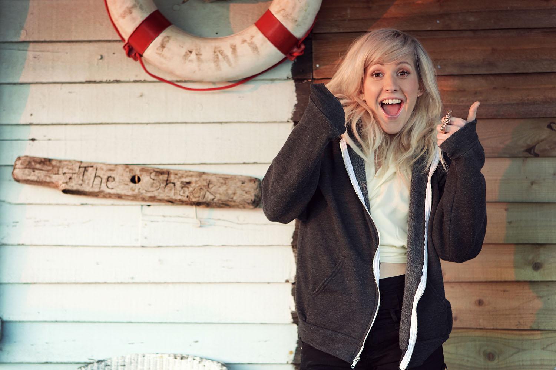 Ellie Goulding Photo Shoot