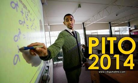 Tawaran Mengikuti Program Intervensi Tambah Opsyen (PITO) Ambilan 2014