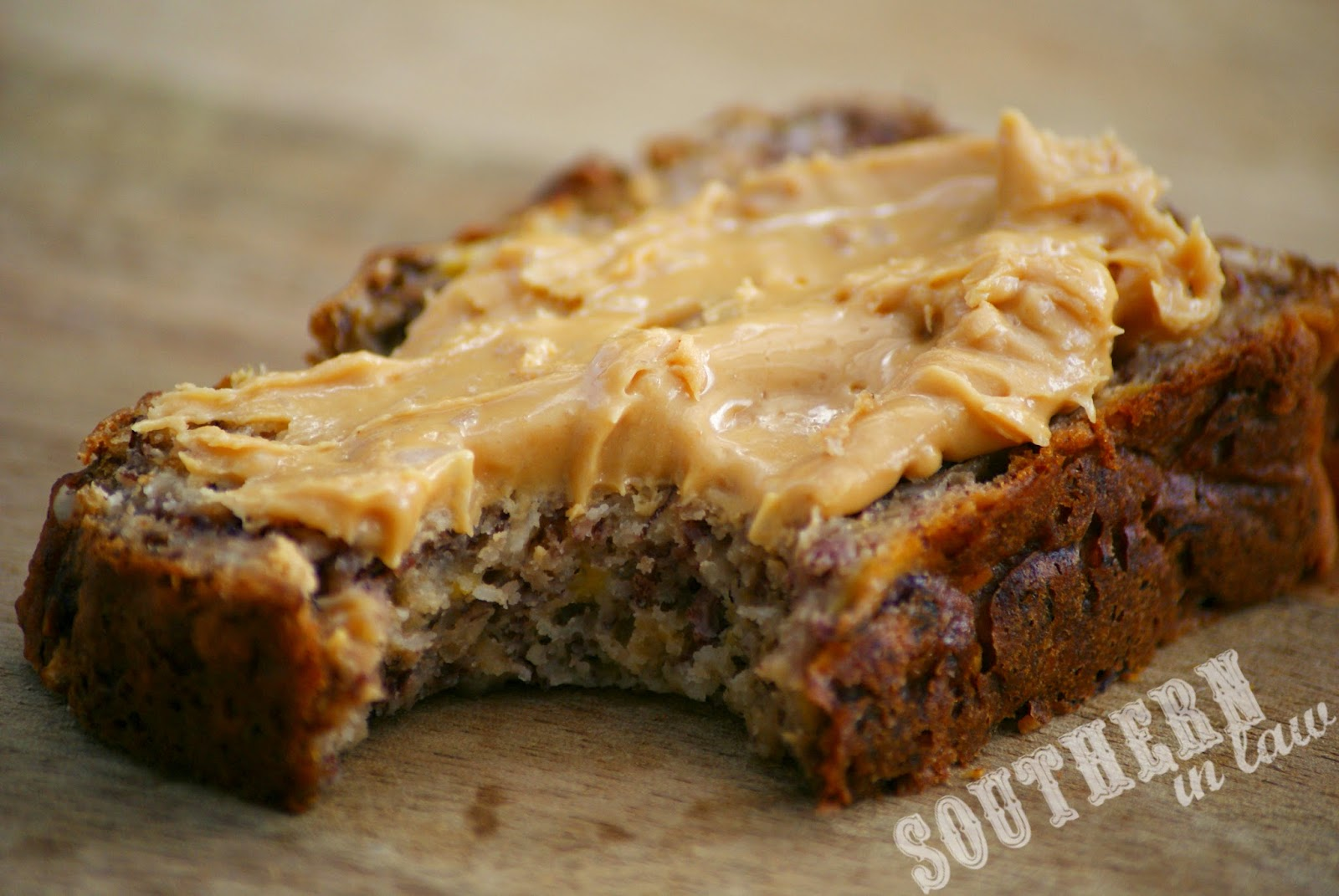 Ricotta Banana Bread with Peanut Butter and Coconut Oil