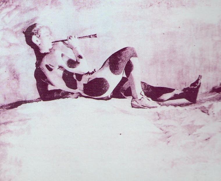 NIJINSKY, Vaslav (1889-1950).