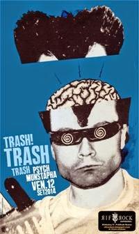 12 Set: Trash Trash Trash!