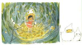 concept art My Neighbor Totoro Ghibli