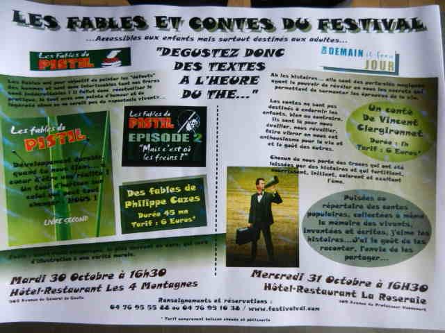 festival humour et création Villard De Lans