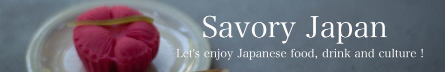 Savory Japan