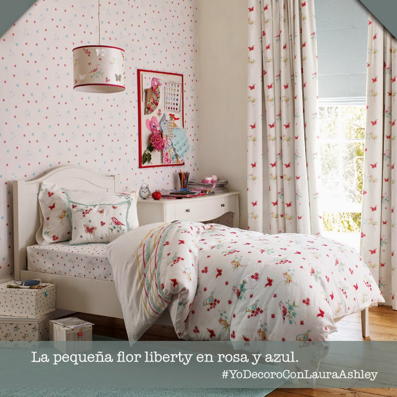 el blog de decoracion de laura ashley la flor liberty de