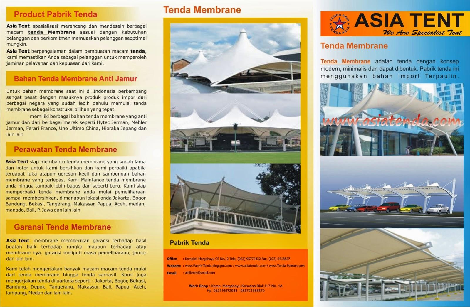 pabrik tenda membrane 2