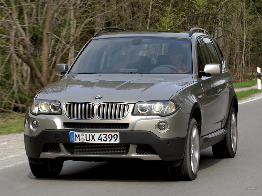 the best of cars the bmw x3. Black Bedroom Furniture Sets. Home Design Ideas