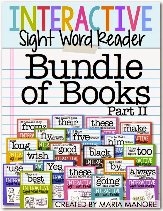 Bundle of Books, Part 2… best TpT Purchase ever!
