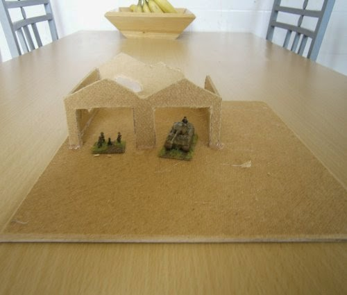 Making Stalingrad Ruined Factory Two Pictures 3
