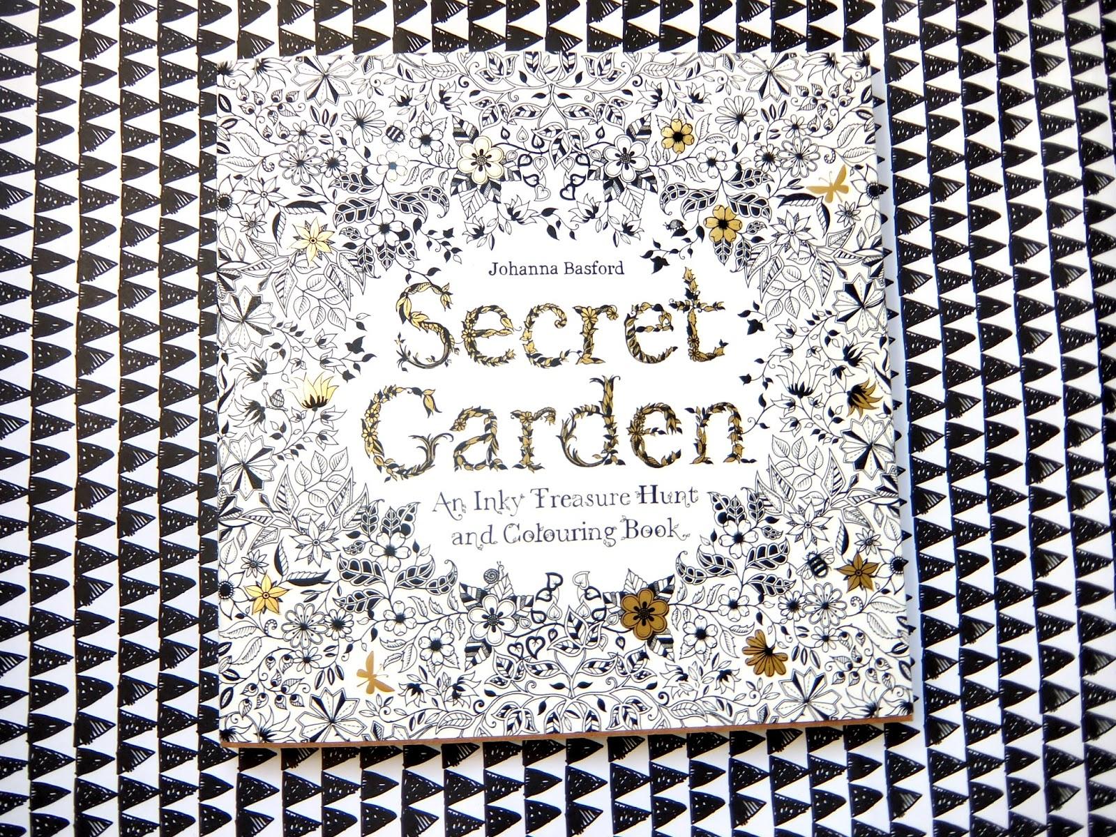 The secret garden coloring book review - The Secret Garden Coloring Book Review 84