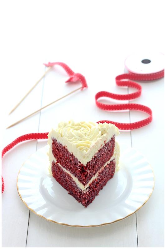 Red Velvet Cupcakes With Creamy Vanilla Icing Recipe — Dishmaps