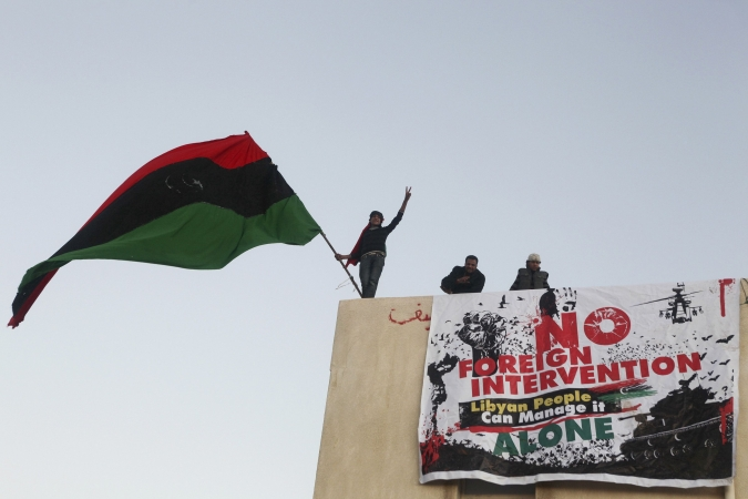 struggle for democracy in libya Qatar democracy that's for other behind the scenes he is said to be trying to boost the muslim brothers in libya do not expect a sudden drive to democracy.