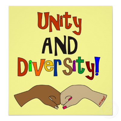 Unity And Diversity Essay
