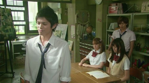 Yamada-kun to 7-nin no Majo (Live Action) Episode 3 - 8 [END] Subtitle Indonesia