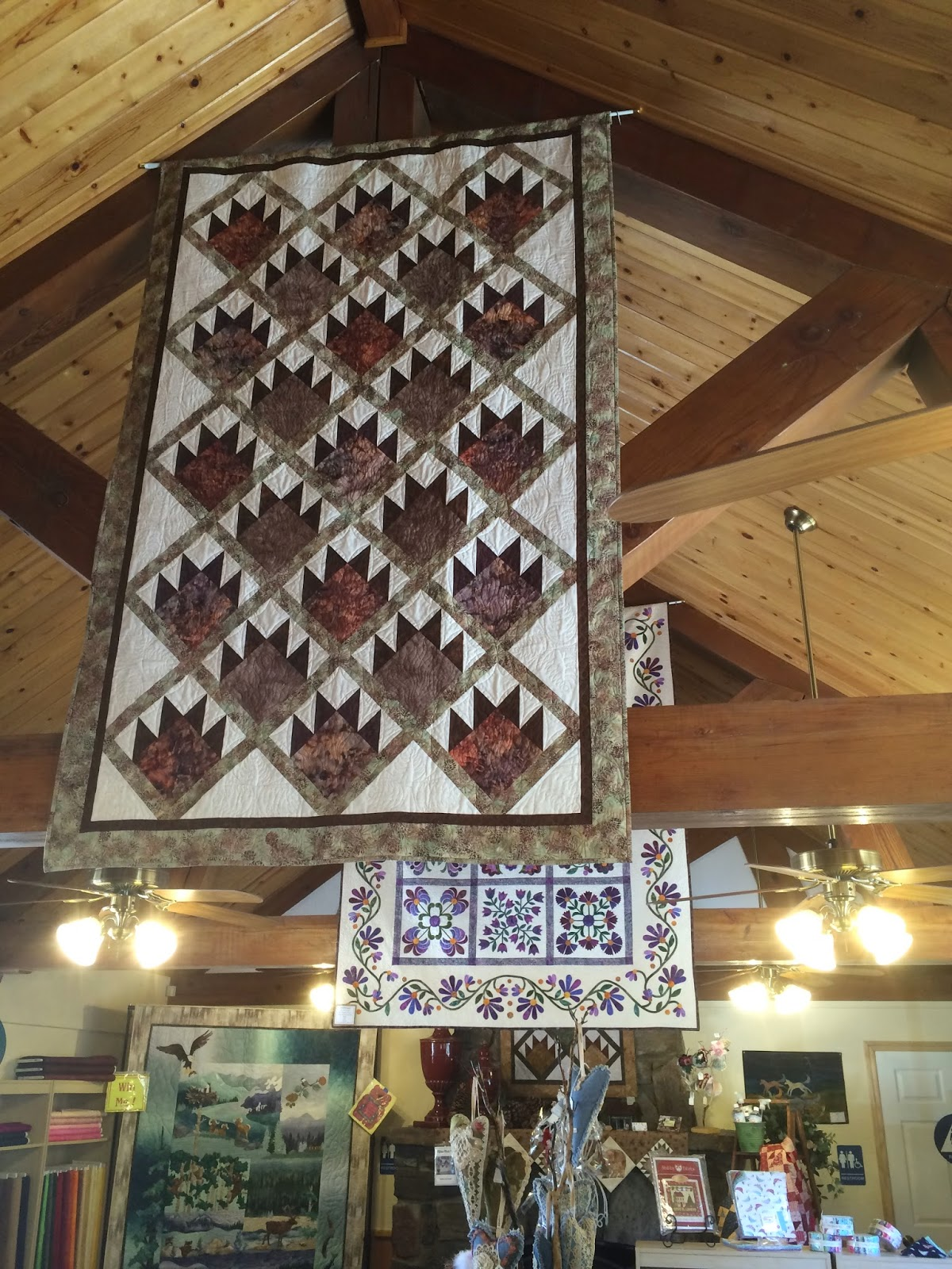 Bear and Moose News : big bear quilt shop - Adamdwight.com