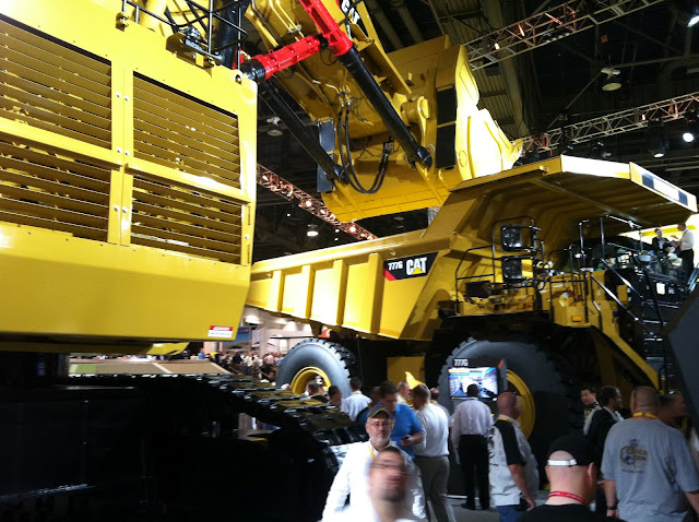 Caterpillar 777G Haul Truck