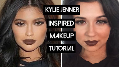 Kylie Jenner Lips, Kylie Jenner Brown Lips, Kylie Jenner Lip Color, Kylie Jenner Hair, Kylie Jenner, how do get kylie jenner makeup, Kylie Jenner Makeup