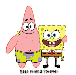 Best Friend Patrick and Sponboob