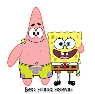 Best Friend Patrick and Sponboob