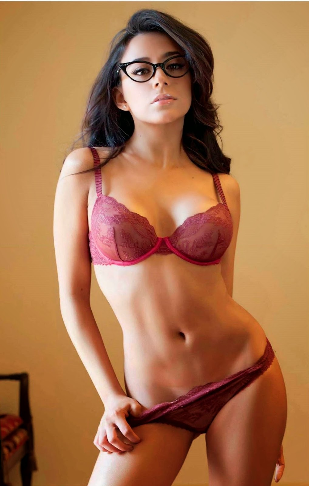 ... Digital: Jass Reyes posó en la revista H para hombres, octubre 2014