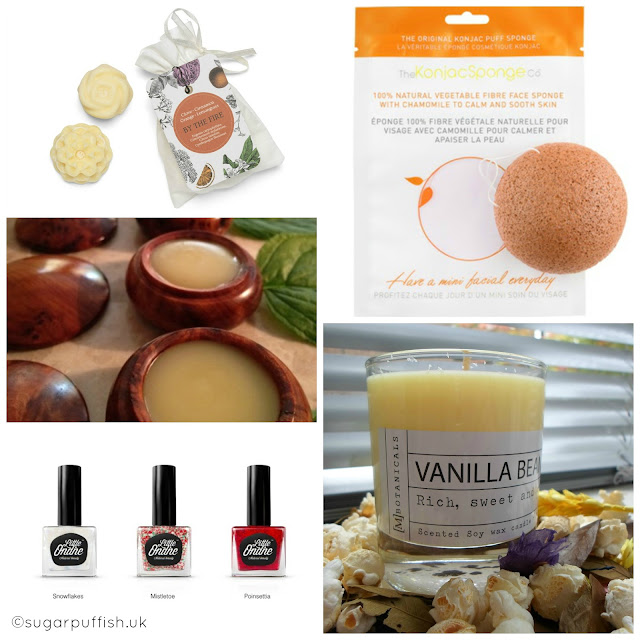 Natural Organic Christmas Gift Guide 2015