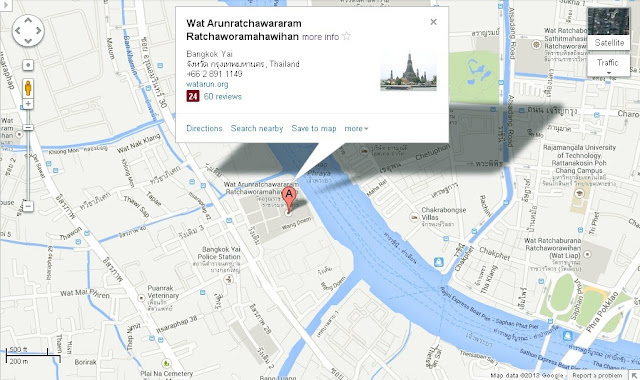 Location Map of Wat Arun Bangkok Thailand,Wat Arun Temple Bangkok  location map,Wat Arun Temple Bangkok Accommodation destinations attractions hotel map,wat arun temple bangkok history how to get there entrance fee opening hour dress code photo pictures