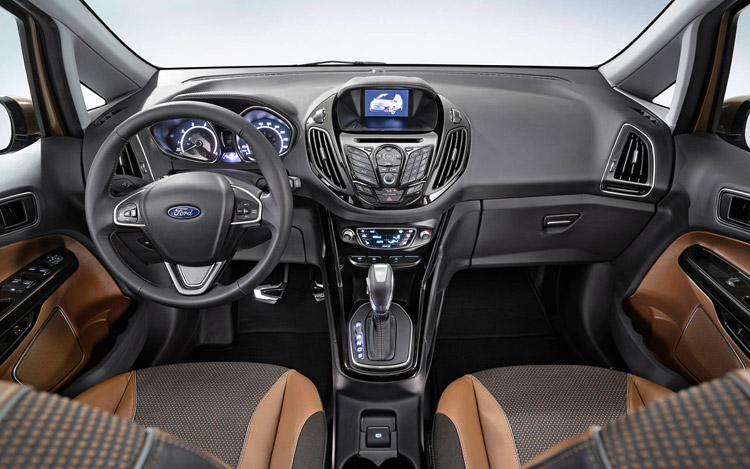 Ford Fiesta Sedan Interior. than the Fiesta sedan and