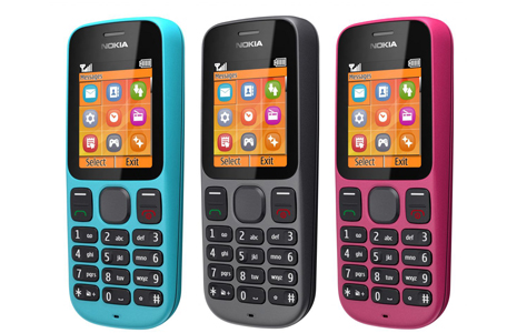 Nokia 100, HP Murah Harga 200 ribuan Ada Radio FM