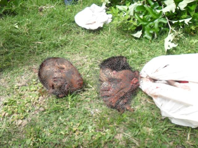 Fotos dos corpos dos 5 jovens 24