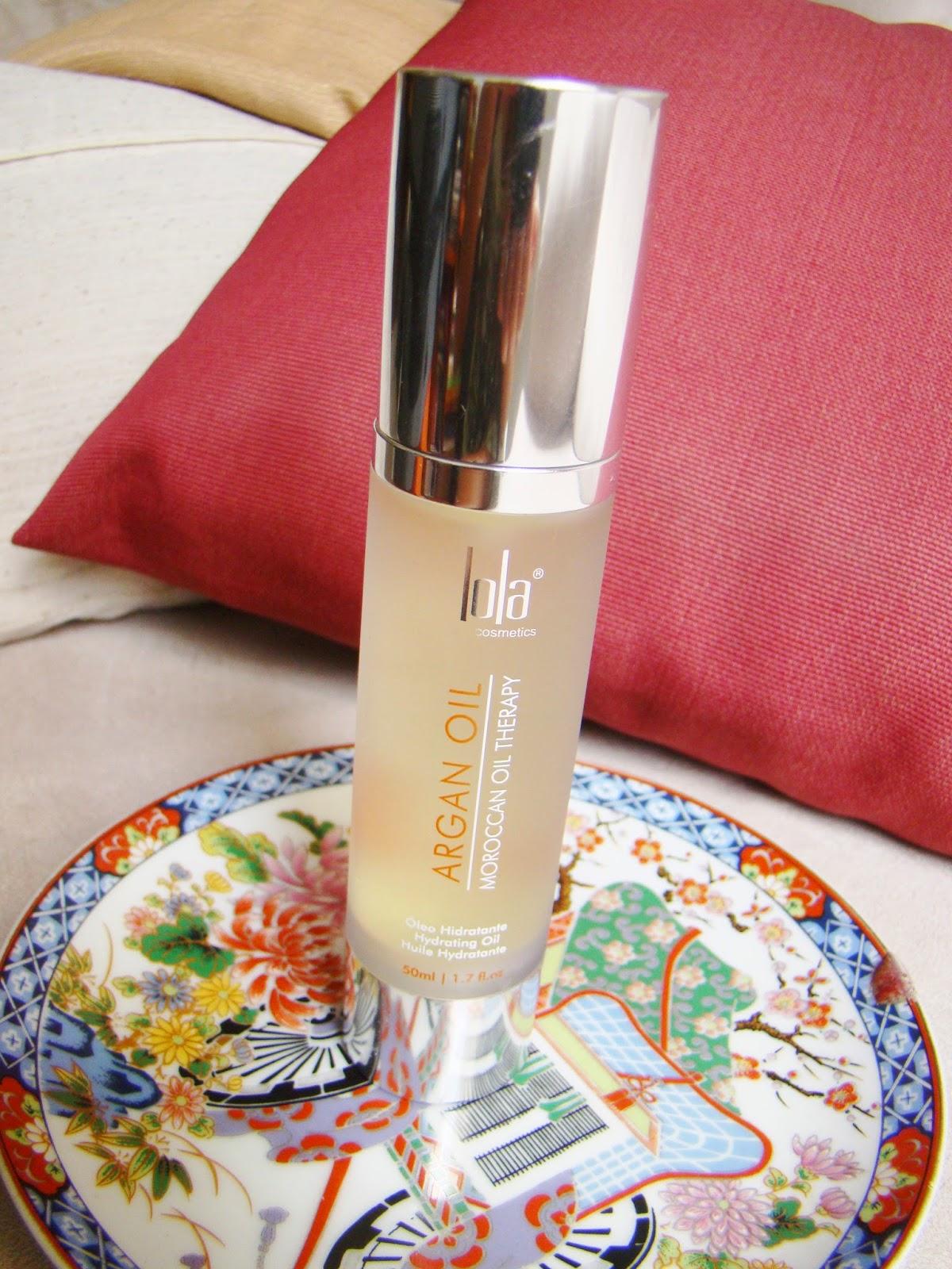 Argan Oil Moroccan Oil Lola Cosmetics