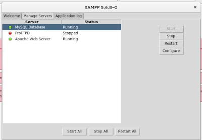Instalación de Xampp en Fedora 21 y 22