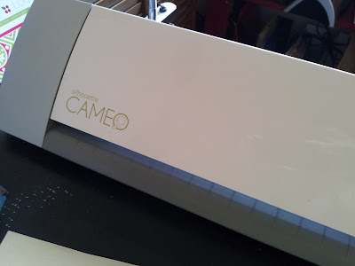 Silhouette Cameo A Modern Teacher