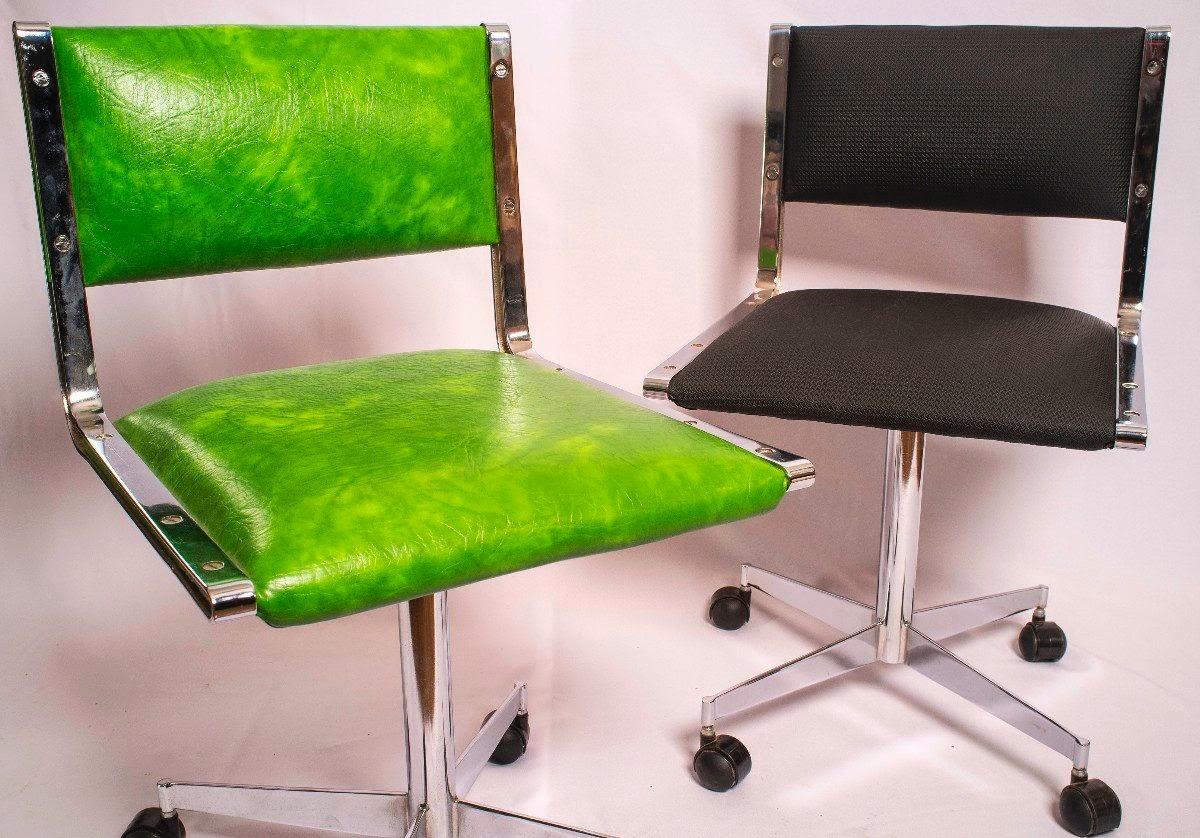 El motivo antig edades sillas de escritorio retro for Sillas para el escritorio