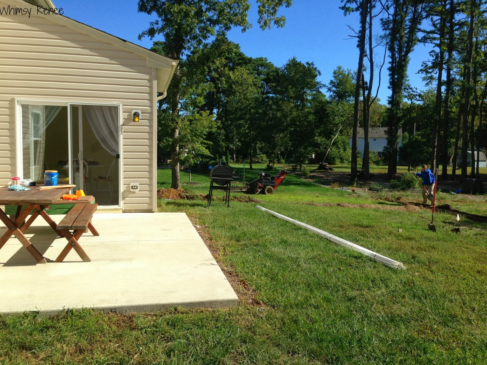 Whimsy Renee An Outdoor Update
