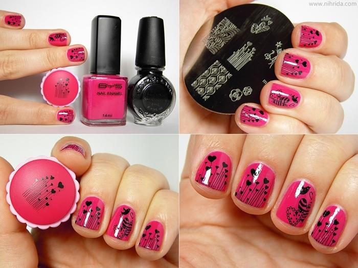 Konad Manicure m83