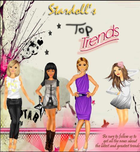 Stardoll Top Trends