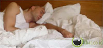 Tidur dengan bebas