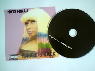 nicki minaj barbie world tracklist. Nicki Minaj - Barbie#39;s Back