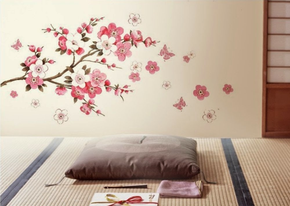 DIY Removable Bedroom Vinyl Decal Art Decor