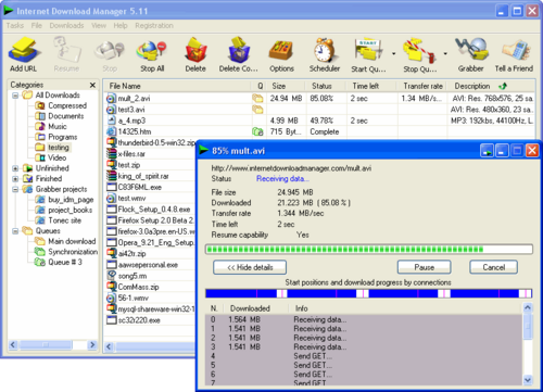 internet download manager serial number