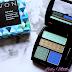 Teszt | Avon True Color Eyeshadow Quad - Underwater Paradise