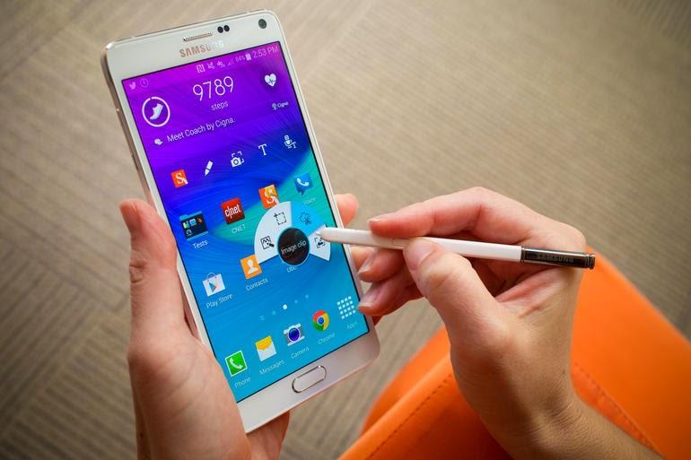 Come risparmiare batteria Samsung Galaxy Note 4 - Come aumentare durata batteria - Modalità risparmio energetico