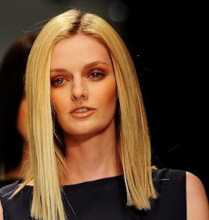 Lydia Hearst Long Straight Hairstyles - Girls hairstyle ideas
