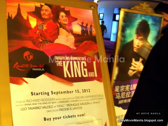 The King & I at Resorts World Manila