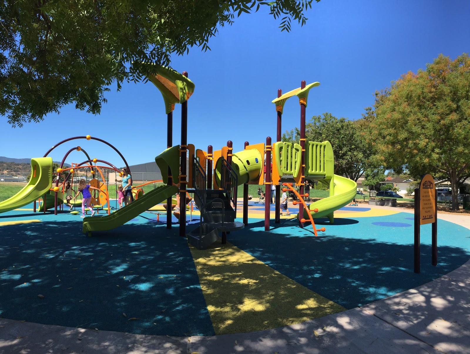 Silicon Valley Toddler (and beyond!): Playground Review: Comanche ...