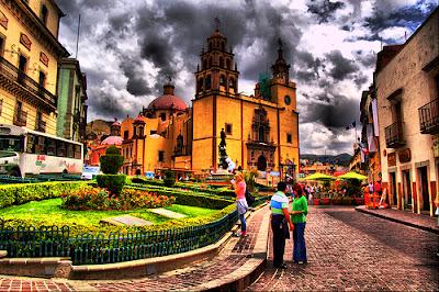 Basílica Nuestra Señora de Guanajuato - que visitar