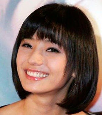 Foto Model Rambut Yang Cocok Untuk Wajah Bulat
